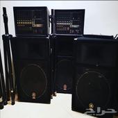 دي جي كامل للبيع سسماعات يا ماها Yamaha