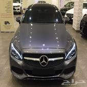 مرسيدس C 200 Edition 1 Coupe موديل 2016 كوبيه