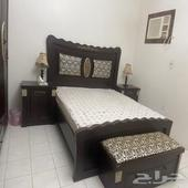 أثاث كامل للبيع (غرفة نوم - غرفة اطفال ..