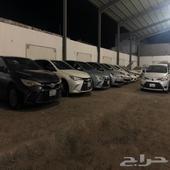 مجموعة سيارات تويوتا