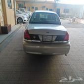 كروان فيكتوريا 2011سعودي ذهبي عداد 235 الف كم