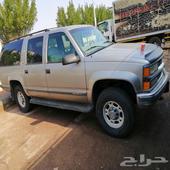 سيارة سوبر بان دبل موديل 1998 جوال 0539339398