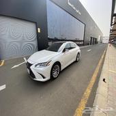 (تم البيع) لكزس ES 350 cc 2020 (تم البيع)