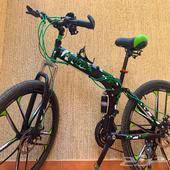 دراجة هوائية ماركة Land Rover للبيع