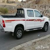 هايلكس 2013 سعودي دبل للبيع