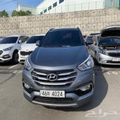 سنتافي 4WD ديزل 2017