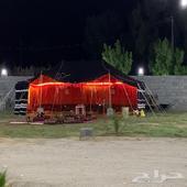 أستراحة و مخيم للأيجار شمال جده