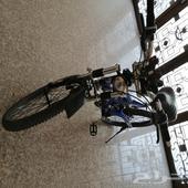 دراجة هوائية مستعملة اقل من 6شهور