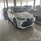 افالون XLE ستاندر أبيض لؤلؤي 2021 سعودي