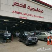 BMW X4 موديل 2021لدى شركه عبدالمجيد الخضر الرياض الشفاء