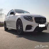 Mercedes E43 AMG 2017