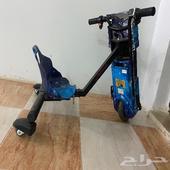 دراجة سكوتر كهربائية