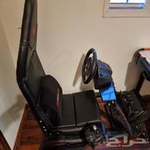 كرسي و مقود و قير PS4 Logitech G29بلايستيشن 4