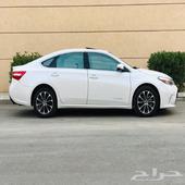أفالون 2017 لميتد XLE سعودي