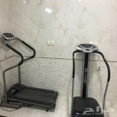 جهاز تكسير الدهون وجهاز مشي