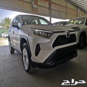 تويوتا راف فور ستاندر بنزين 2021 سعودي