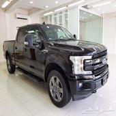 FORD F 150 BLACK LARIAT 2020 فورد لاريت اسود
