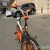 دراجة هوائية متوسطة سيكل