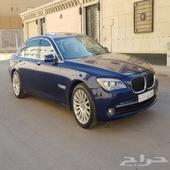 بي ام 730 موديل 2012