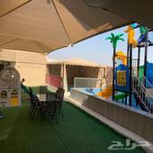استراحة سما للألعاب المائيه 500 عرض اليوم