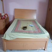 Bedset and sofa for sale