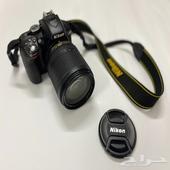 كاميرا نيكون D5300 الإحترافية