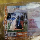 خيمة البيرق منالقاضي 3 3 فيها مظله