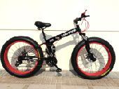 سياكل رملي لاند روفر مقاس 26 قابل للطي دراجه