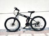 سياكل دراجه هوائيه قابله للطي همر و لاند روفر