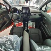 سيارة تويوتا C-HR جديدة فل كامل 2020