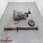 E36 M3 gearbox