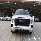 جي ام سي - سييرا - 2019 - 4X4 - وارد الجميح