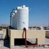 شركة نظافة خزانات المياه و عزلها ضد التسربات