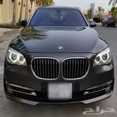 للبيع بي ام دبليو BMW 730 LI 2014