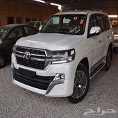 تويوتا لاندكروزر 2021 GXR3 قراند تورنق سعودي