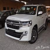 تويوتا لاندكروزر GXR3 2021 بنزين تورنق سعودي