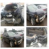سيارة نيسان مورانو موديل 2007 قطع غيار-مصدومة