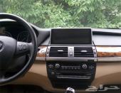 شاشات سيارات بي ام الفئة 3 و 4 و 5 و7 وX6  5X