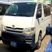 Toyota Hiace Seat Van 2009 SR. 28000