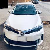كورولا 2017 - Corolla Executive XLi