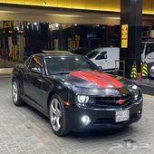 للبيع كمارو 2011 سعودي RS اسود تماتيك