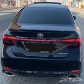سياره تايوتا افالون عبداللطيف جميل 2019 ( بريموم)