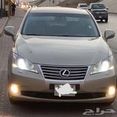 لكزس 2011 للبدل بسيارة عائلية فقط