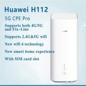 هواوي راوترات 5G يدعم جميع شرائح و مفتوح جميع ترددات