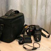 كاميرا نيكون D 5500