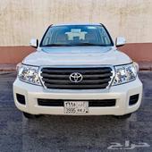 لاندكروزر 2015 _GX قمة في النظافة _ سعودي