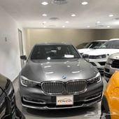 (تم البيع) BMW 740Li 2018