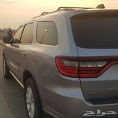 دودج دورانجوبلس dodge Durango plus 2014