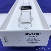 Apple Watch ساعة ابل الاصدار 3 جديدة