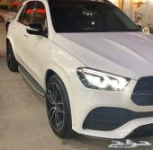 مرسيدس GLE450 AMG Night PKG